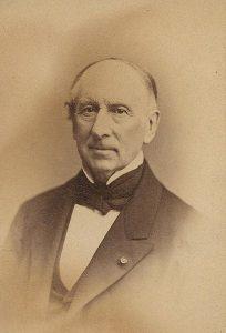 Augustin Louis Cauchy, mathématicien français du 19ème siècle