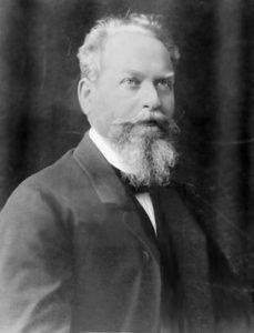 Edmund Husserl, philosophe autrichien et allemand du 19ème et du 20ème siècles