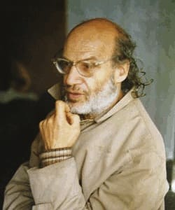 Alexandre Grothendieck, mathématicien français du 20ème siècle