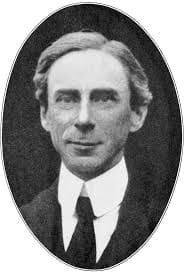 Bertrand Russell, mathématicien, philosophe et homme politique des 19ème et 20ème siècles