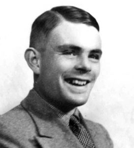 Alan Turing, mathématicien et cryptologue britannique du 20ème siècle