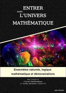 Mathesis - Entrer dans l'Univers Mathématique